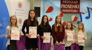 Julia na Przegladzie Piosenki Patriotycznej